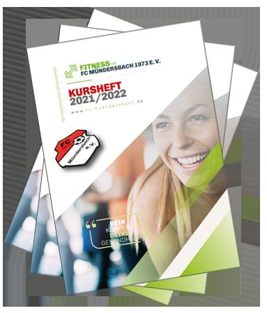 Kursheft FC Mündersbach - Programm 2021/2022